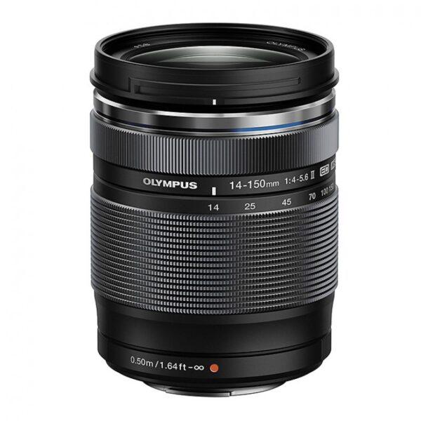 Olympus M. Zuiko Digital 14-150mm 1:4.0-5.6 II Black / EZ-M1415-2 Black lens