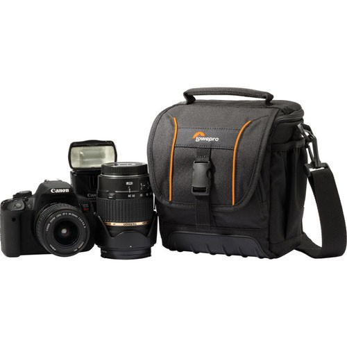Lowepro Adventura SH 140 II Bag (Black)