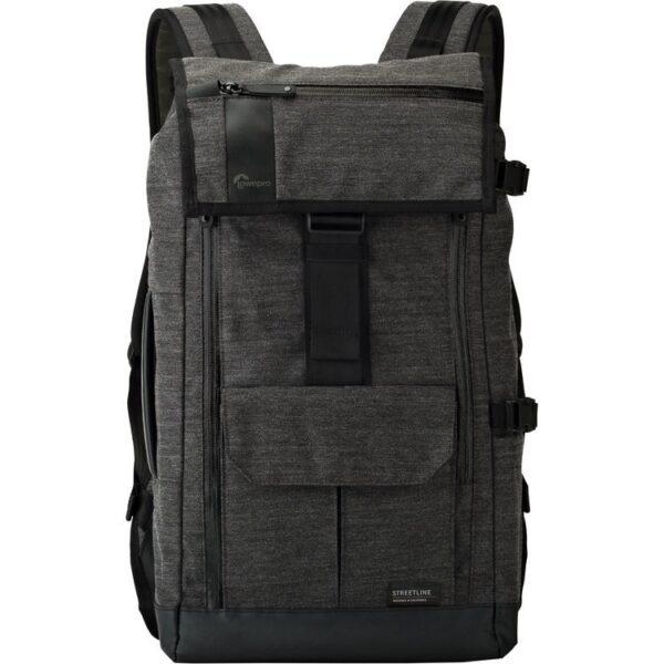 Lowepro Streetline BP 250 Bag (Charcoal Grey)