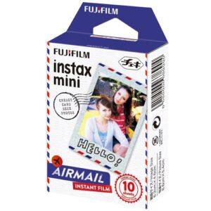 Fujifilm Instax Mini Instant Film - Airmail (10 Shots)
