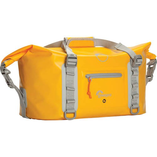 Lowepro Dryzone DF20L Waterproof Camera Duffel Bag (Yellow)