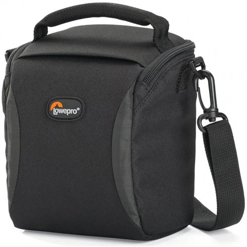 Lowepro Format 120 Camera Shoulder Bag (Black)