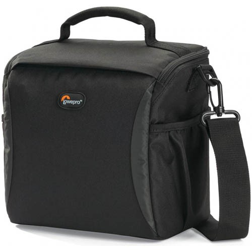 Lowepro Format 160 Camera Shoulder Bag (Black)