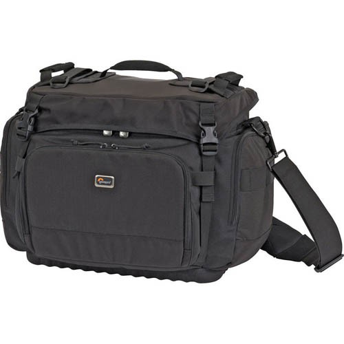 Lowepro Magnum 400 AW Camera Shoulder Bag (Black)
