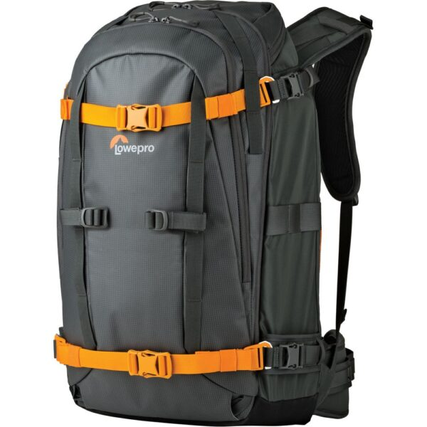 Lowepro Whistler BP 450 AW Camera Backpack (Gray)