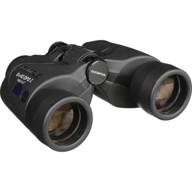 Olympus 8x40 DPS I Binocular with Case and Strap