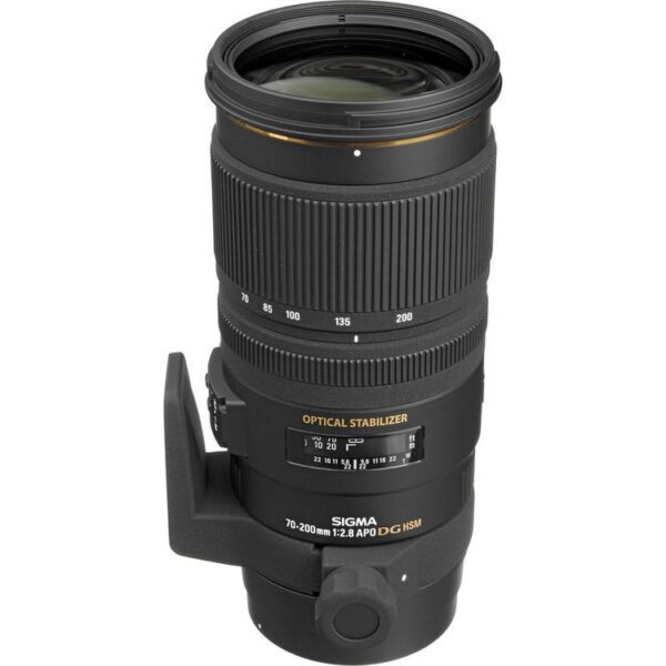Sigma 70-200mm f/2.8 EX DG OS HSM Lens