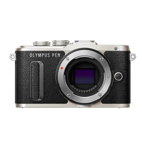 Olympus PEN E-PL8 (black)