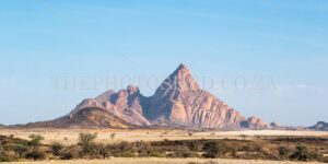 Spitzkoppe. Namibia. Dessert. Tourist attraction. Road less travelled