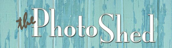 The Photo Shed logo