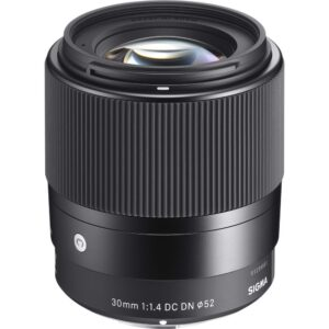 Sigma 30mm f/1.4 DN Contemporary Lens (MFT)