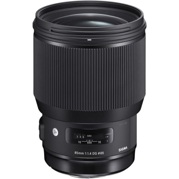Sigma 85mm f/1.4 DG HSM Art Lens