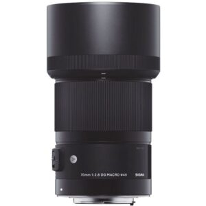 Sigma Macro 70mm f/2.8 EX DG Art Lens