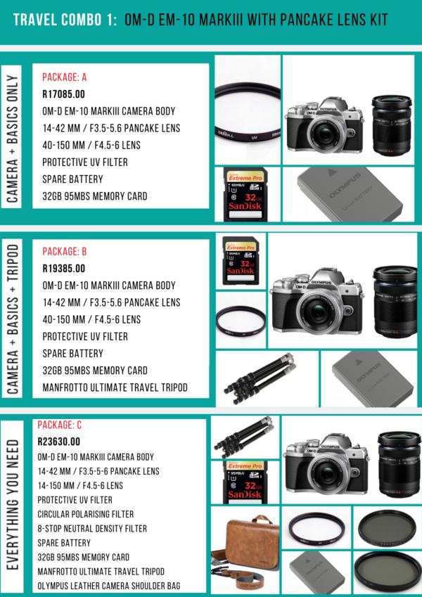 camera travel combo 1