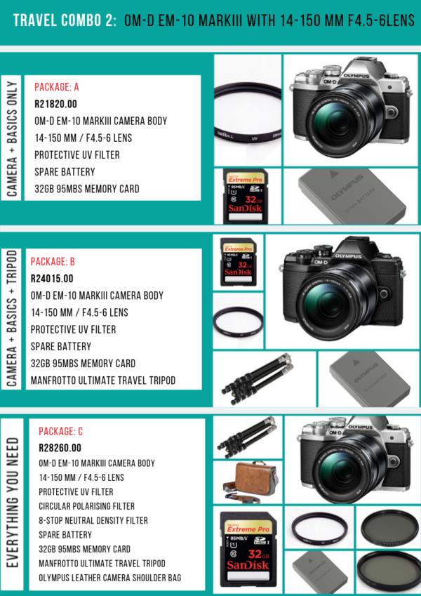 camera travel combo 2