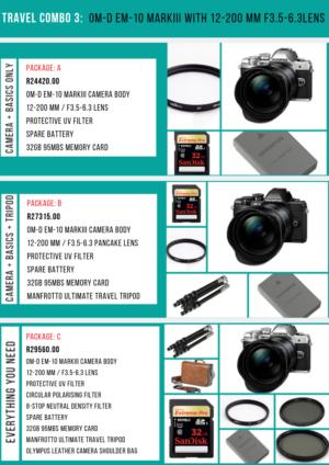 camera travel combo 3