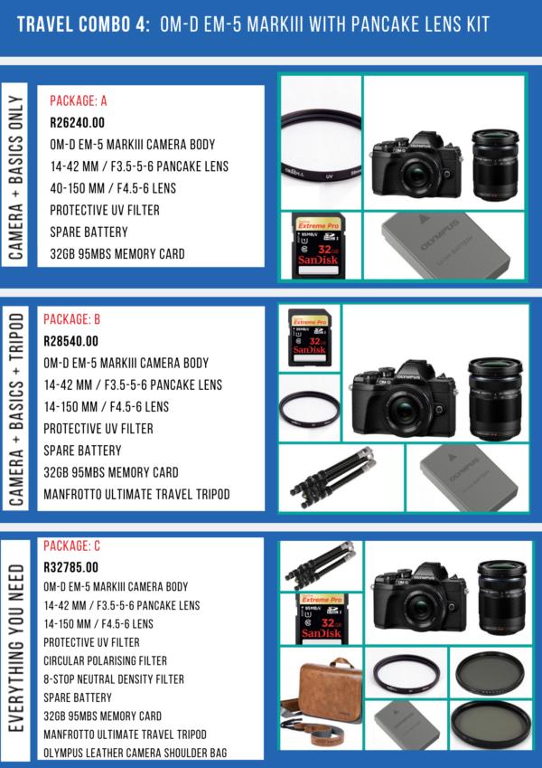 camera travel combo 4