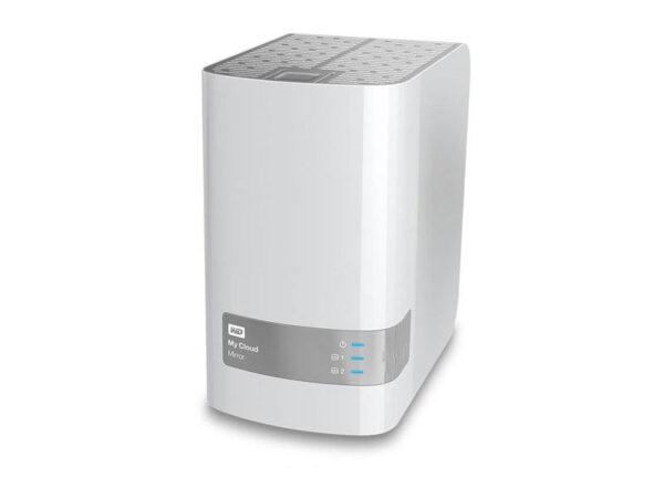 Western-Digital-My-Cloud-Mirror-Storage-4TB-White-(WDBWVZ0040JWT-EESN)