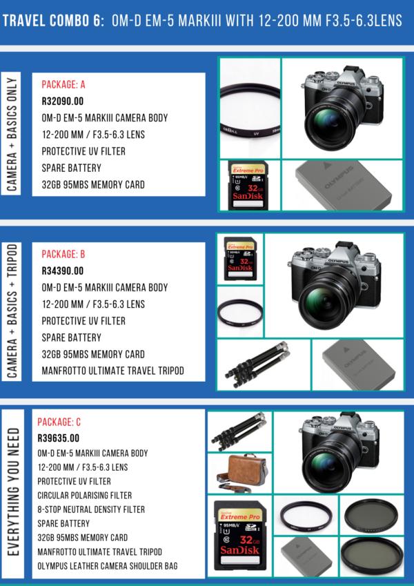 camera travel combo 6
