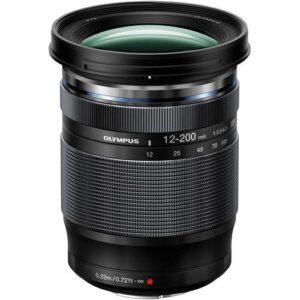 M.ZUIKO Digital ED 12-200mm F3.5-6.3 black