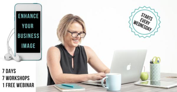 Enhance your business image workshop