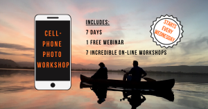 Master the art of photography workshop